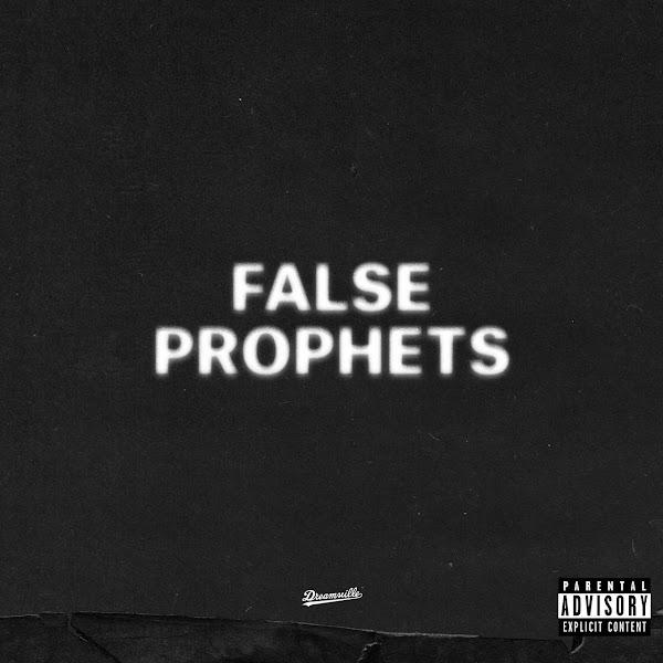 J. Cole - False Prophets - Single Cover
