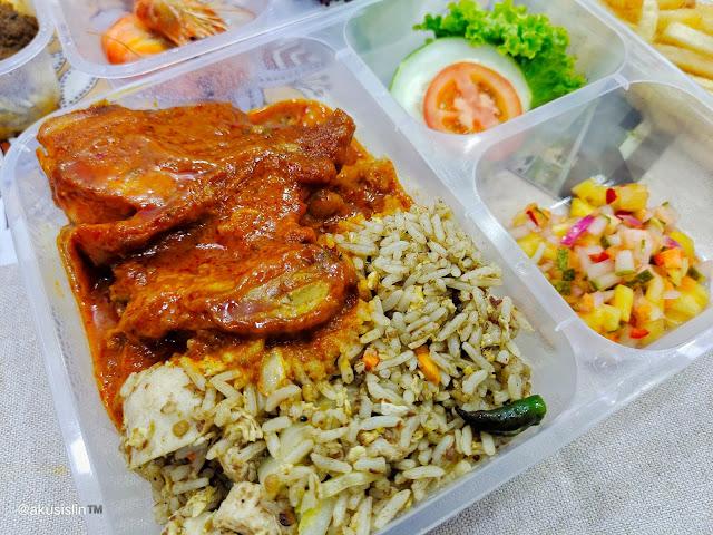 Set Makan Tengahari Hanya RM19.90 Percuma Minuman
