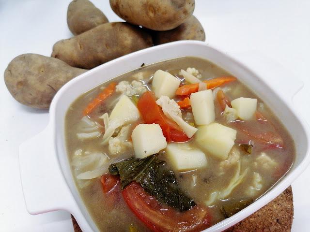 Tips Pemakanan Sihat Di Bulan Ramadan Dan Resipi Mudah Menggunakan Kentang A.S