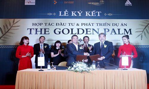 Chung cư Golden Palm