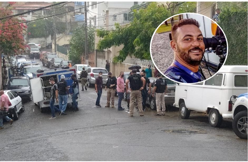 Produtor da TV Record é assassinado a tiros na porta de casa em Salvador