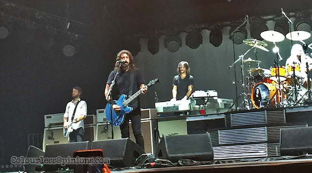 dave grohl foo fighters bangkok 2017