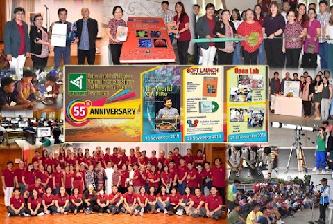 UP NISMED Celebrates its 55th Anniversary