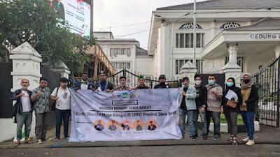 Bersih-Bersih Jawa Barat: Sejumlah Ormawa Gelar Diskusi Bertajuk Skandal Mega Korupsi di DPRD Jabar