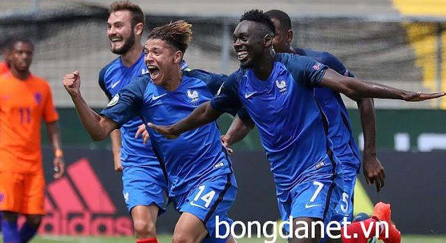 Nhận định U19 Bỉ vs U19 Pháp, 18h00 ngày 21/03 (Vòng loại - U19 châu Âu)