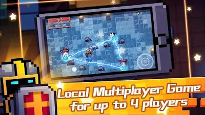Soul Knight v3.1.3 MOD APK [Unlimited Money, Unlock All] Download Now