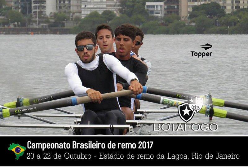2e95f1f41f Botafogo no Campeonato Brasileiro de Remo Barcos Longos