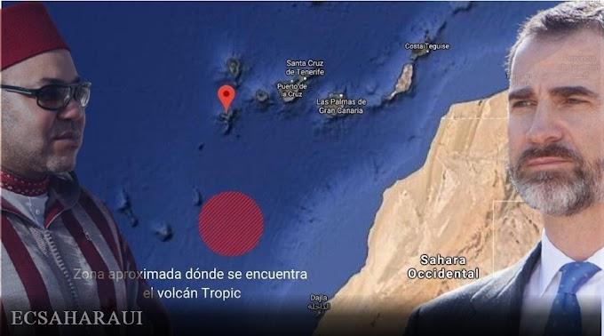 El Monte Tropic, el eslabón perdido en la crisis diplomática entre Marruecos y España. El control de las aguas vuelve a tensar las relaciones.