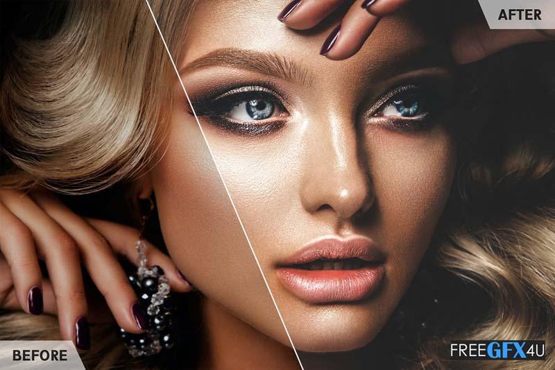 50 Perfect Skin Lightroom Presets