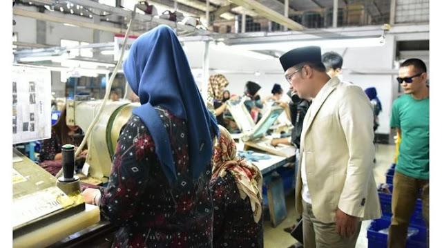 188 Perusahaan Tekstil Bangkrut, 68 Ribu Buruh Jabar di-PHK