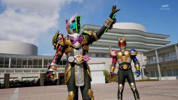 Spoiler Kamen Rider Zi-O Episode 32, Double Trinity