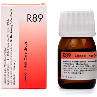 R89 Homeopathic Medicine Uses in Hindi