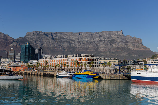 Table Mountain from the V&A Waterfront, Cape Town Image Copyright Vernon Chalmers Photography