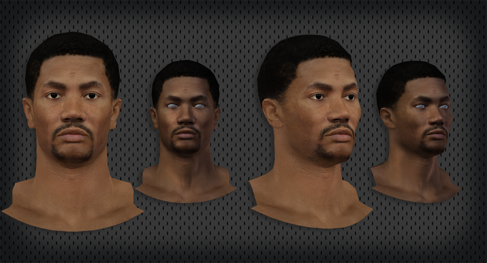 Derrick Rose Returns NBA 2K