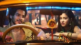 ishan khattar and ananya pandey in film 'khali peeli'