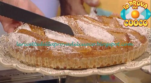 Pastiera di Anna ricetta Moroni da Prova del Cuoco