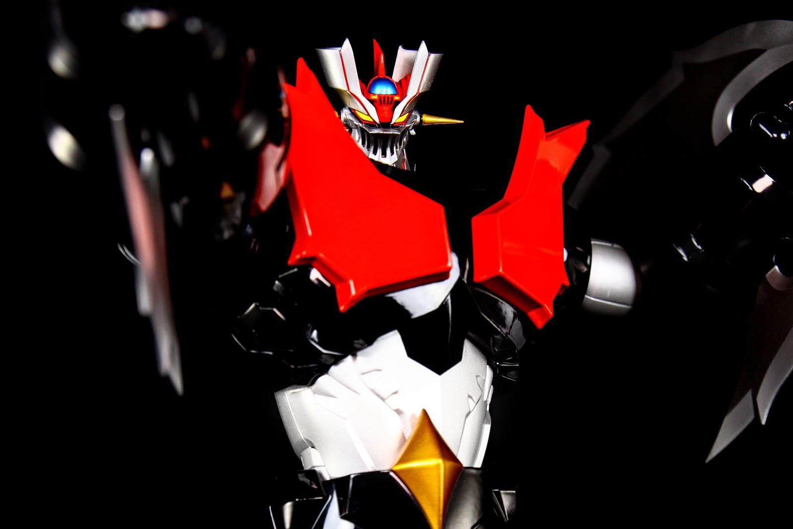 ActionToys Heavy Metal HM-01 マジンガーZERO