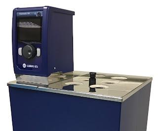Thiết bị đo độ ổn định oxy hóa của dầu 16900-7 (6 vị trí thử nghiệm). Stanhope Seta - Anh