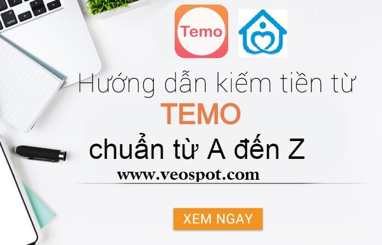 Kiếm Tiền Trên Điện Thoại Affiliate (Tiếp Thị Liên Kết) A - Z Với App Temo
