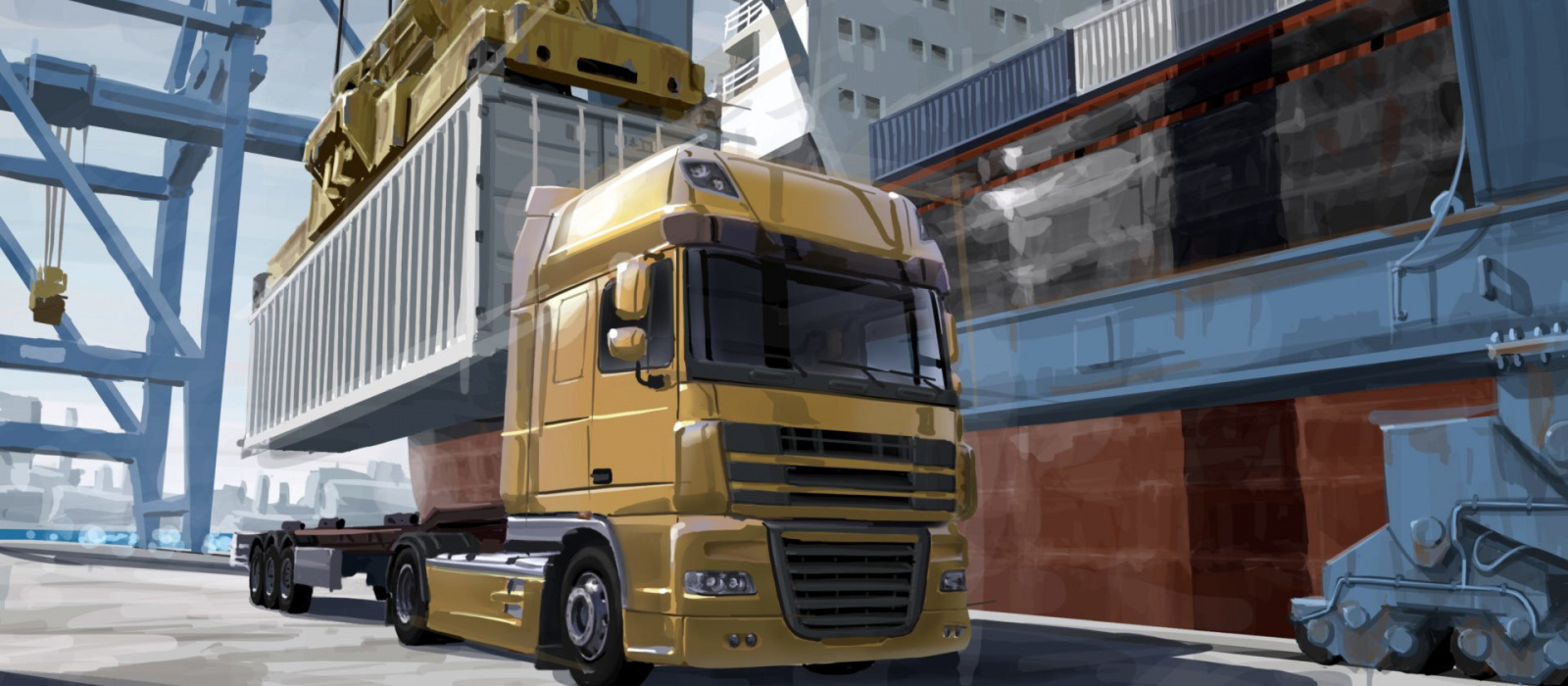 Money in Euro Truck Simulator 2 - how to make a lot with cheats, mods and honest ways