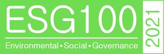 2021 List of ESG100 Companies