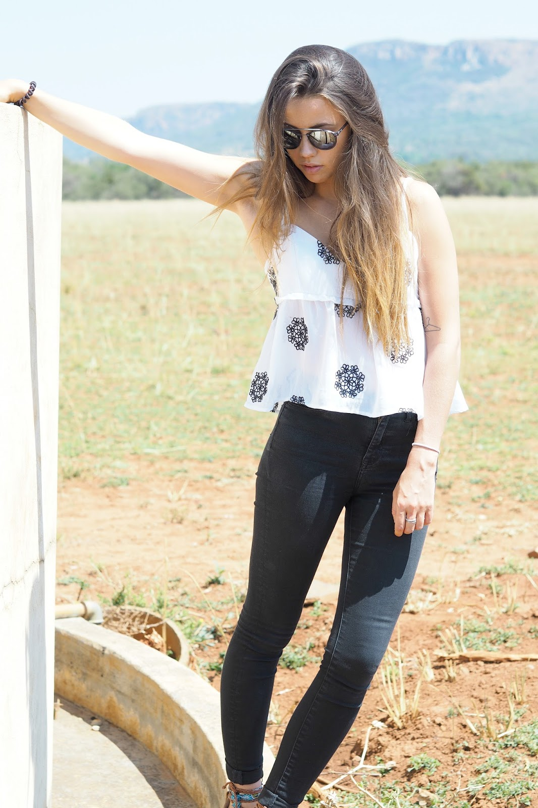 south africa in october outfit post