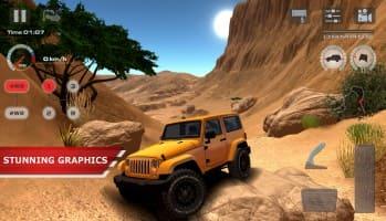 تحميل لعبة offroad drive desert للاندرويد