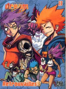 Dreamland Manga