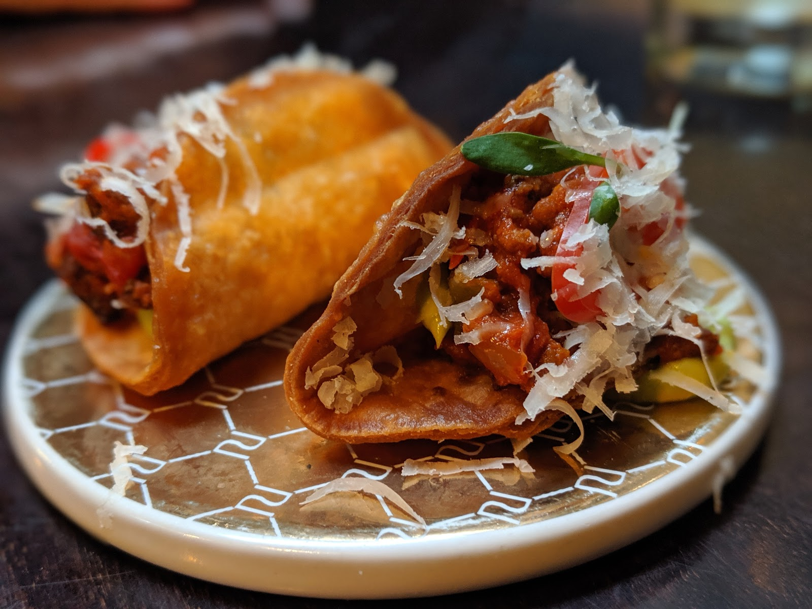 Peace & Loaf Jesmond - the best value special occasion restaurant in newcastle upon tyne. - mini tacos