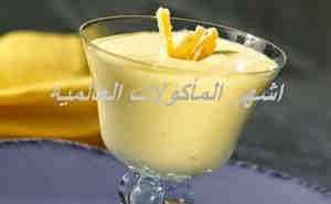 موس الليمون الحامض