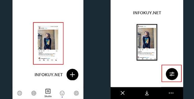 Cara Edit Foto Hitam Putih Menggunakan VSCO #1