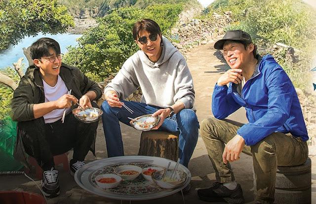《一日三餐漁村篇第5季》最後最大神秘嘉賓曝光 萬眾矚目的他終於要拜訪竹窟島了