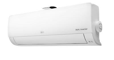 AC LG DUAL COOL With Watt control solusi AC hemat listrik