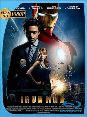 Iron Man 1 (2008) HD [1080p] latino [GoogleDrive] rijoHD