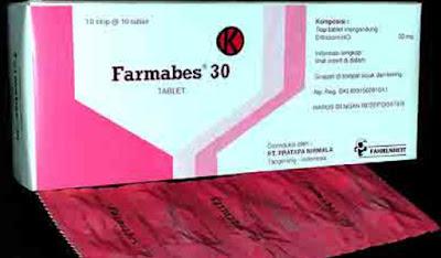 Harga Farmabes tab Terbaru 2017