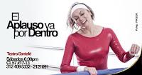 POS3 El aplauso va por dentro | Teatro Santa Fe