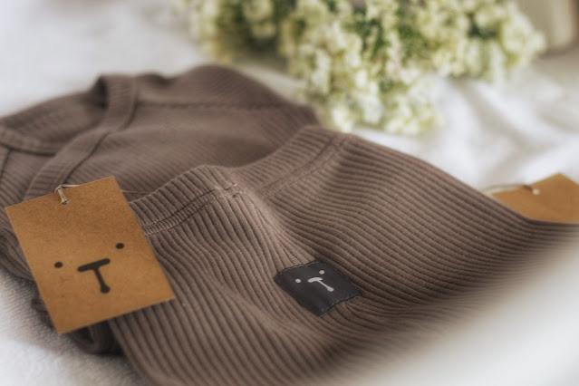 Wyprawka ubraniowa dla noworodka