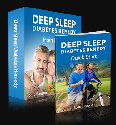 Deep sleep diabetes remedy review Scott Hanson SCAM OR LEGIT? Deep sleep diabetes remedy tea ingredients REVIEWS