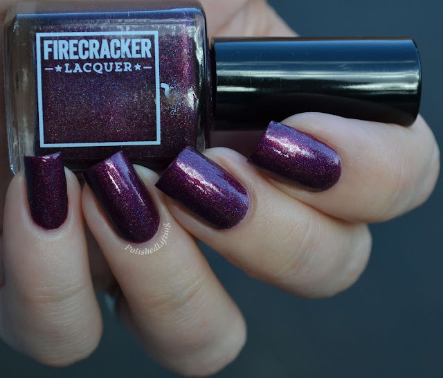Firecracker Lacquer The Unbeatable Hand