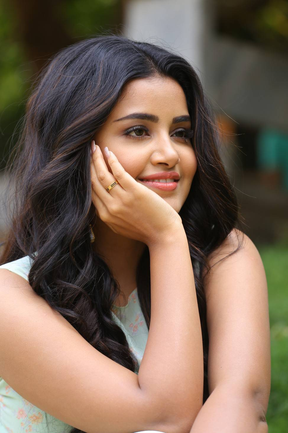 Anupama Parameswaran At Vunnadi Okate Zindag Interview Gallery