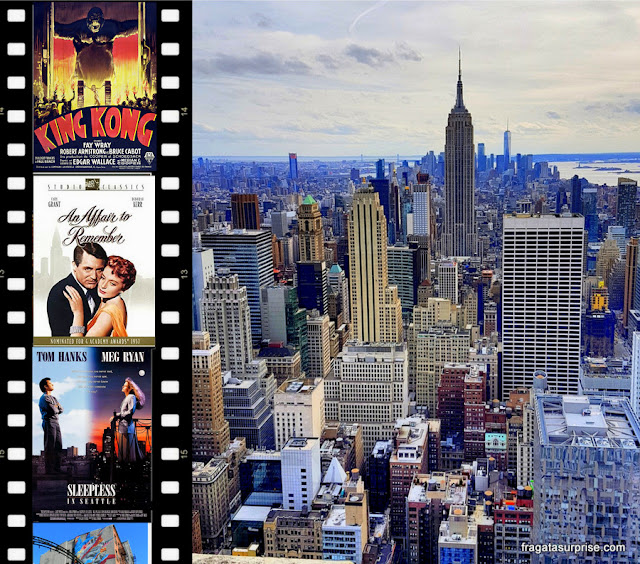 Filmes ambientados em Nova York: Empire State Building