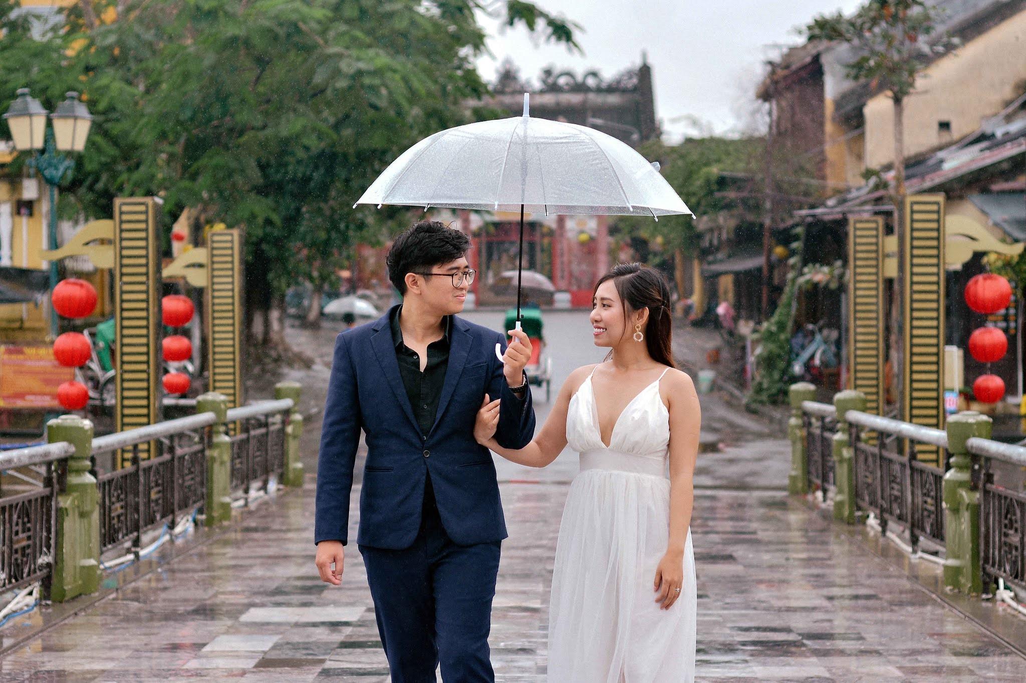Chụp ảnh couple (cặp đôi) Hội An - Khoi Studio