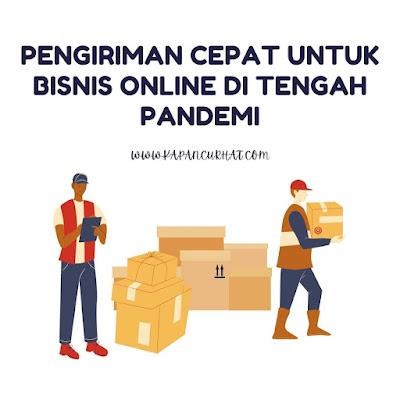 jasa pengiriman cepat