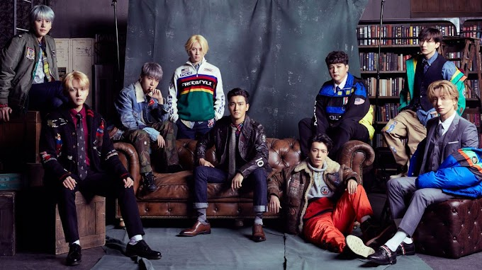 Super Junior is My Mood Booster