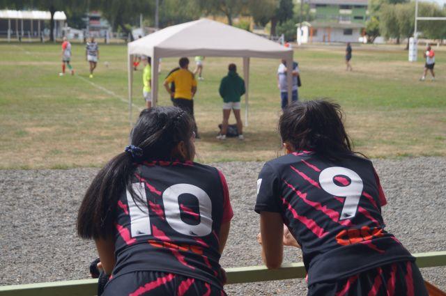 Lobas club femenino de rugby de osorno