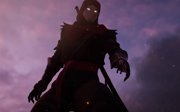 Ninja Aragami emerges from the shadows in the ninth month