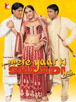 Mere Yaar Ki Shaadi Hai 2002 Hindi 720p BluRay 1.5GB