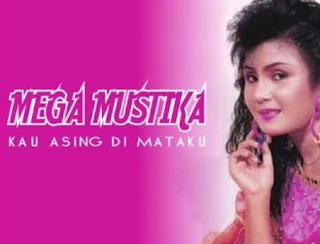 Mega Mustika - Kau Asing Dimataku Mp3