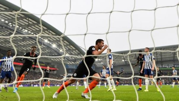 EPL: Jahanbakhsh steals the headlines again as Brighton draw Chelsea