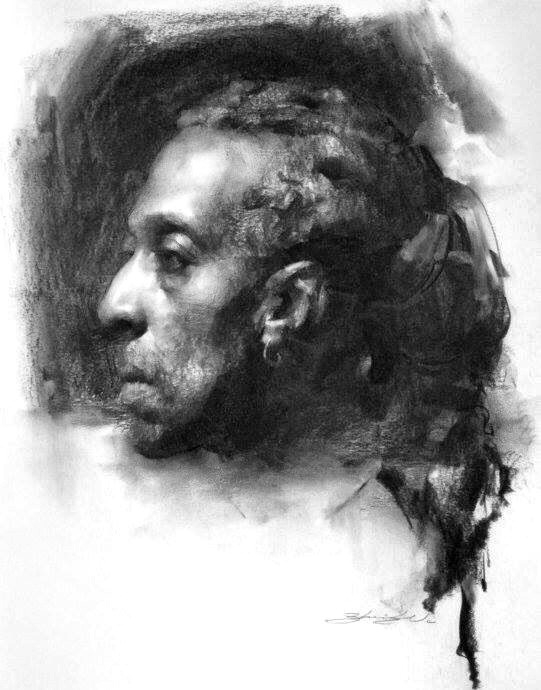05-Zhaoming-Wu-Our-Essence-Captured-in-Charcoal-Portrait-Drawings-www-designstack-co